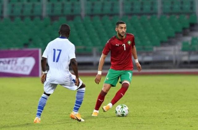 Ziyech_Maroc