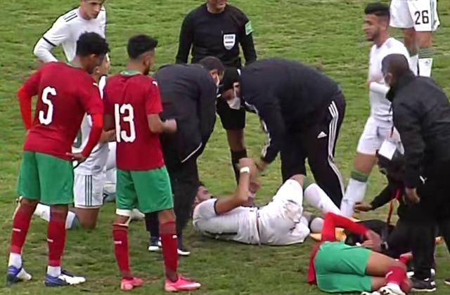 Maroc Algérie