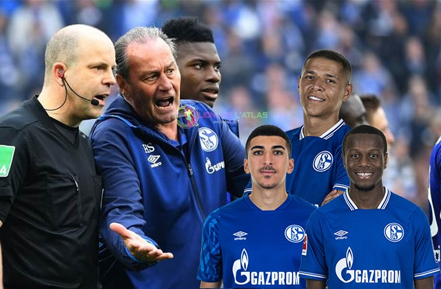 Schalke marocains