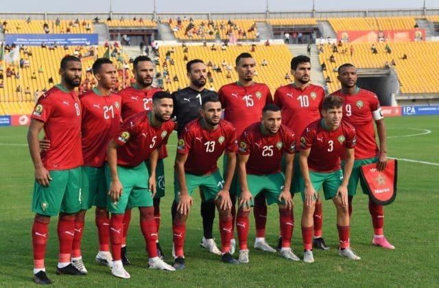 CHAN 2020 : le Maroc domine la Zambie et file en demi-finales