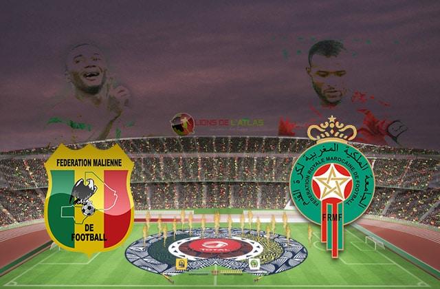 Mali-Maroc CHAN 2020