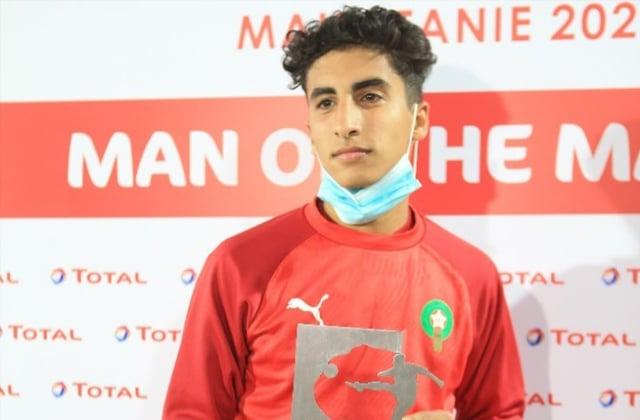 Mohamed Amine Essahel