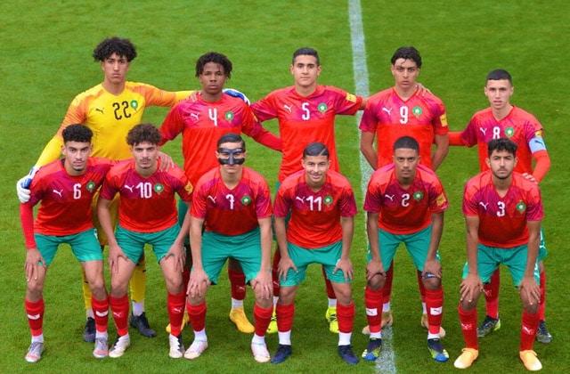 Maroc Lionceaux U17