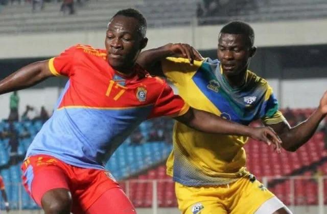 RDC Gabon