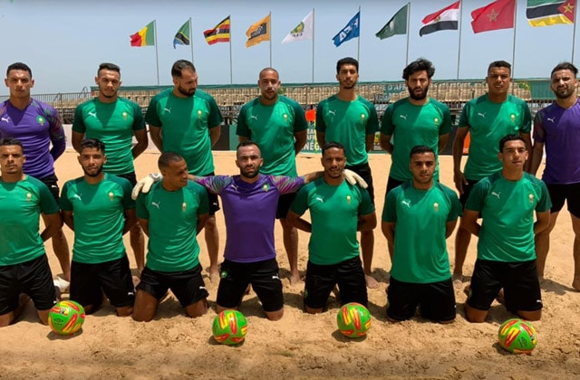 Maroc Beach Soccer