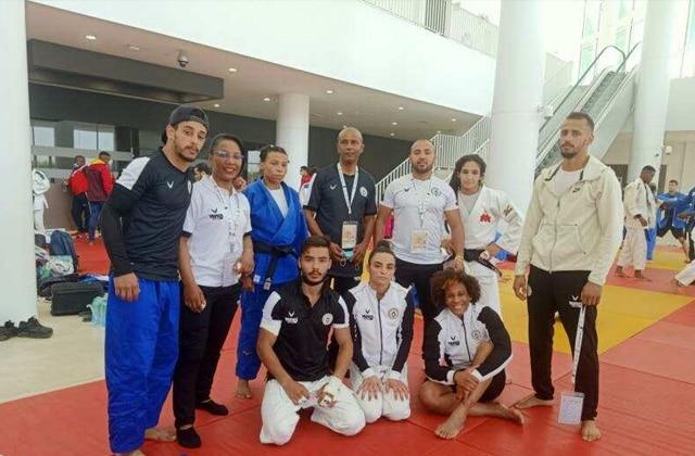 Judo_Maroc_Lions de l'Atlas