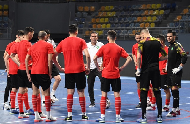 Lions de l'Atlas Futsal