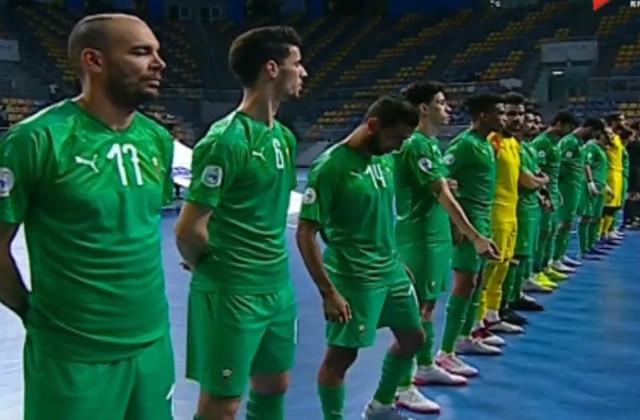 Lions Futsal Champion Coupe arabe