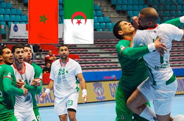 maroc_algérie_Hand