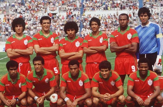 Lions de l'Atlas 1986