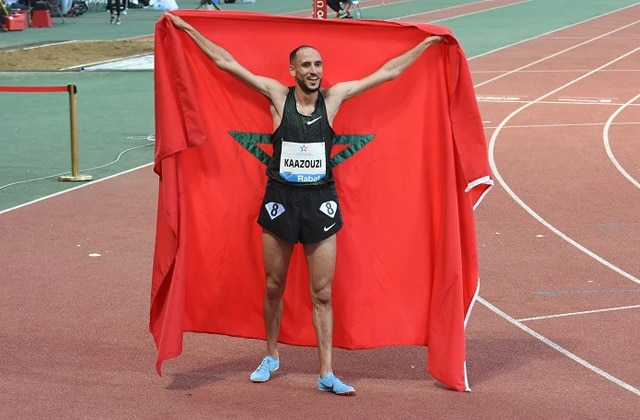 athletisme maroc