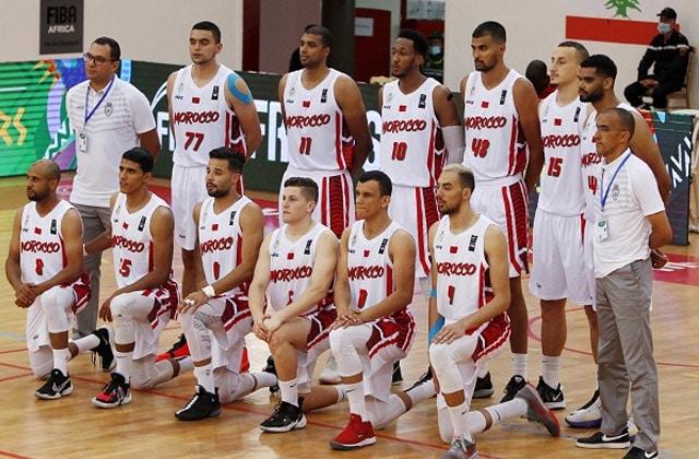 Lions de l'Atlas Basketball
