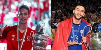 Badr Banoun et Hakim Ziyech au Mondial des Clubs