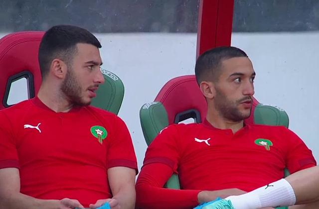 Chair et Ziyech