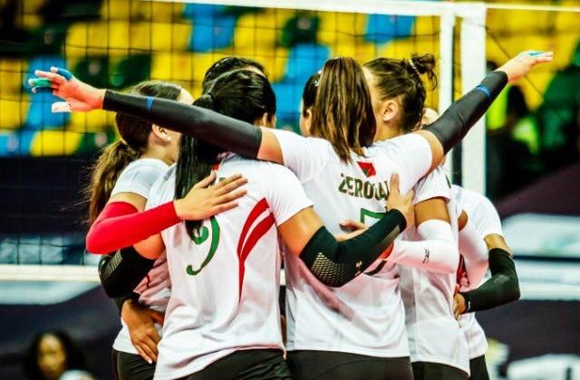 Lionnes de l'Atlas Volley-Ball