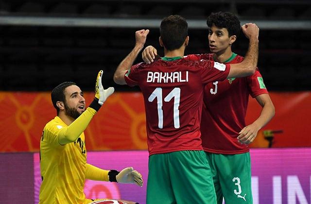 Maroc_Futsal