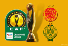 Ligue des Champions WAC RAJA